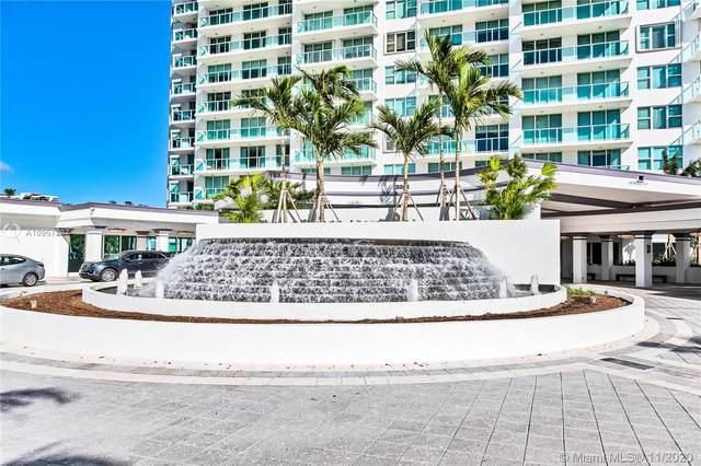 3201 NE 183rd St #2805, Aventura, FL 33160 (MLS #A10957287) :: Ray De Leon with One Sotheby's International Realty