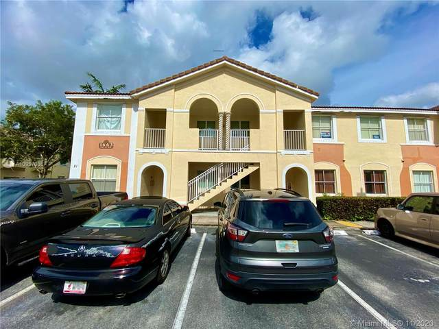 1663 SE 27th Dr #201, Homestead, FL 33035 (MLS #A10957336) :: Castelli Real Estate Services