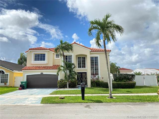9930 SW 155th Ave, Miami, FL 33196 (MLS #A10957352) :: THE BANNON GROUP at RE/MAX CONSULTANTS REALTY I