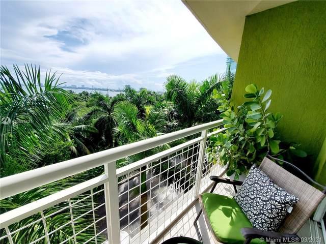 2000 N Bayshore Dr #514, Miami, FL 33137 (MLS #A10957621) :: Castelli Real Estate Services