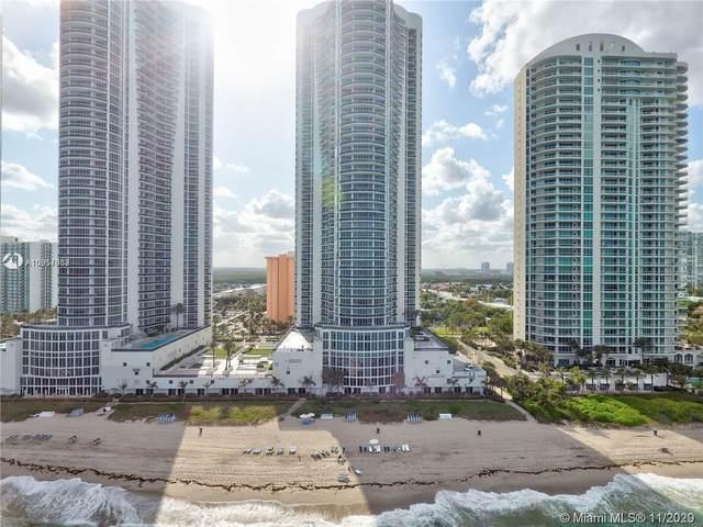 16001 Collins Ave #4001, Sunny Isles Beach, FL 33160 (MLS #A10957662) :: Albert Garcia Team