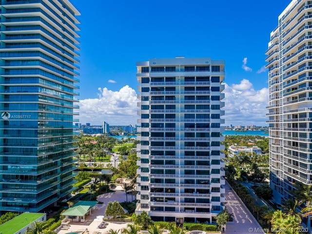 10205 Collins Ave #1201, Bal Harbour, FL 33154 (MLS #A10957717) :: Green Realty Properties