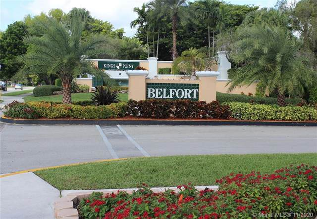 9399 S Belfort Cir #205, Tamarac, FL 33321 (MLS #A10957798) :: Green Realty Properties