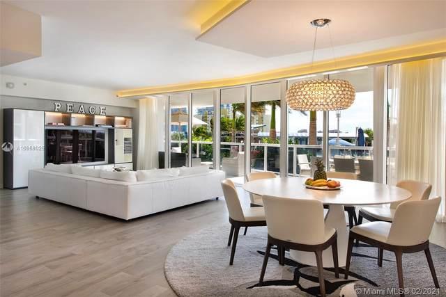 400 Alton Rd 606 & 607, Miami Beach, FL 33139 (MLS #A10958025) :: Search Broward Real Estate Team