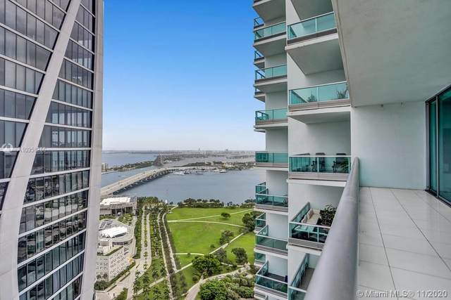 900 Biscayne Blvd #4212, Miami, FL 33132 (MLS #A10958286) :: Podium Realty Group Inc