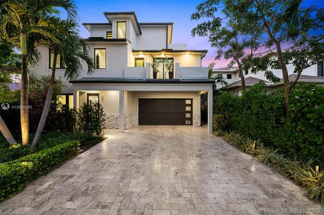 601 NE 15th Ave, Fort Lauderdale, FL 33304 (MLS #A10958295) :: The Howland Group
