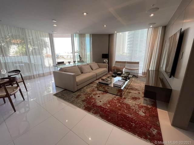 200 Sunny Isles Blvd 2-505 Lanai, Sunny Isles Beach, FL 33160 (#A10958709) :: Posh Properties