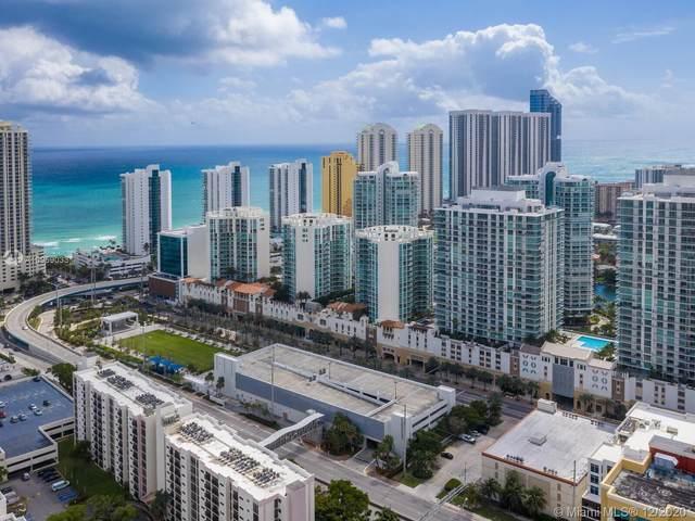 150 Sunny Isles Blvd 1-606, Sunny Isles Beach, FL 33160 (MLS #A10959033) :: Castelli Real Estate Services