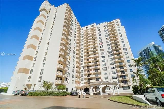 1865 S Ocean Dr 4C, Hallandale Beach, FL 33009 (MLS #A10959170) :: Search Broward Real Estate Team