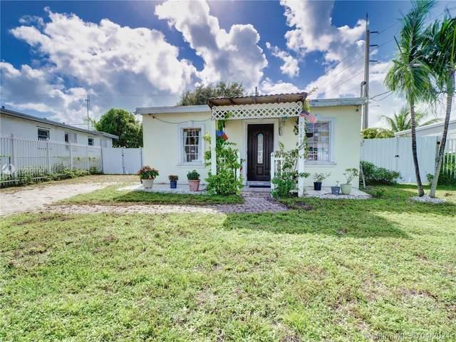 5540 Fletcher St, Hollywood, FL 33021 (#A10959744) :: Posh Properties