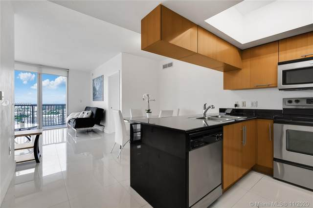 1750 N Bayshore Dr #2615, Miami, FL 33132 (MLS #A10959823) :: Ray De Leon with One Sotheby's International Realty