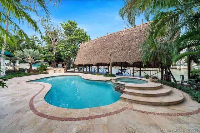 6145 Pine Tree Dr, Miami Beach, FL 33140 (MLS #A10960281) :: Albert Garcia Team