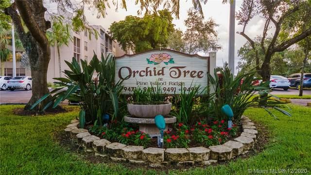 9495 Evergreen Pl #103, Davie, FL 33324 (MLS #A10960468) :: Search Broward Real Estate Team