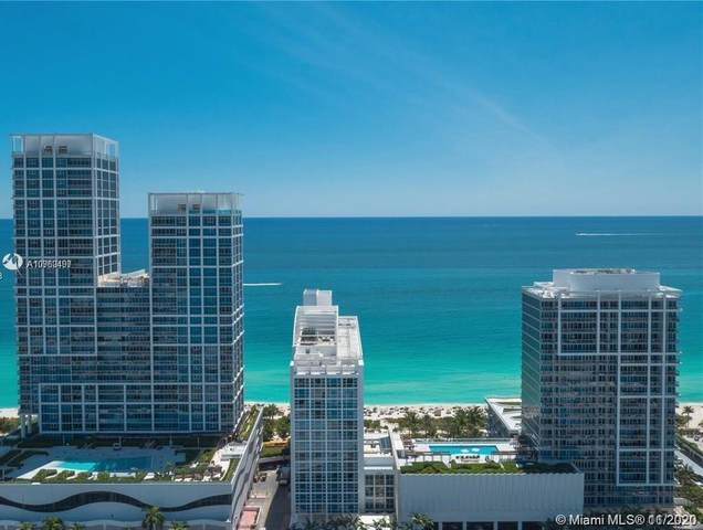 6799 Collins Avenue #1501, Miami Beach, FL 33141 (MLS #A10960497) :: The Howland Group