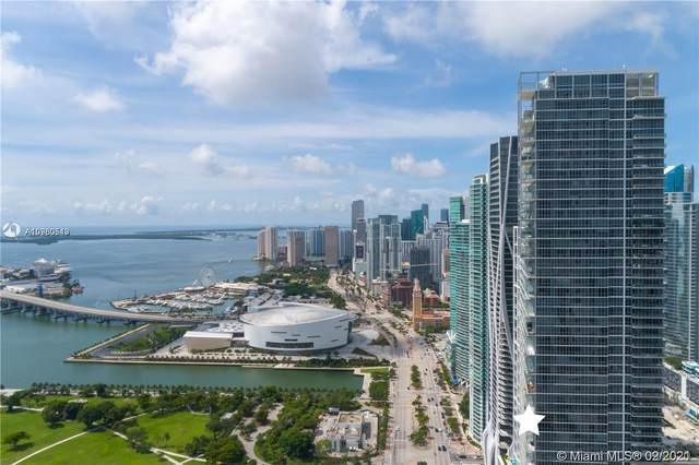 1100 Biscayne Blvd #2906, Miami, FL 33132 (MLS #A10960519) :: The Teri Arbogast Team at Keller Williams Partners SW
