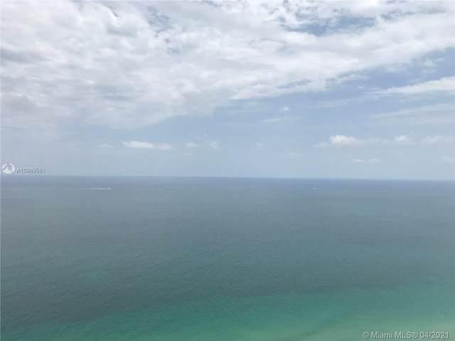 15901 Collins Ave #3606, Sunny Isles Beach, FL 33160 (MLS #A10960561) :: Dalton Wade Real Estate Group