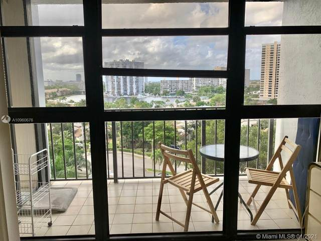 400 Leslie Dr #1005, Hallandale Beach, FL 33009 (MLS #A10960676) :: Carole Smith Real Estate Team
