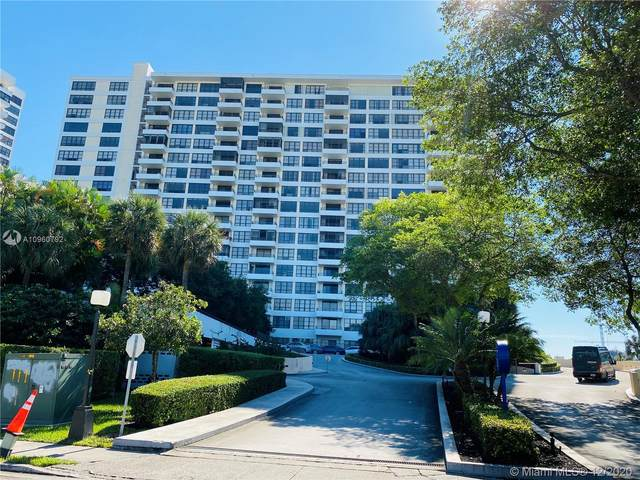 600 NE Three Islands Blvd #221, Hallandale Beach, FL 33009 (MLS #A10960792) :: ONE Sotheby's International Realty