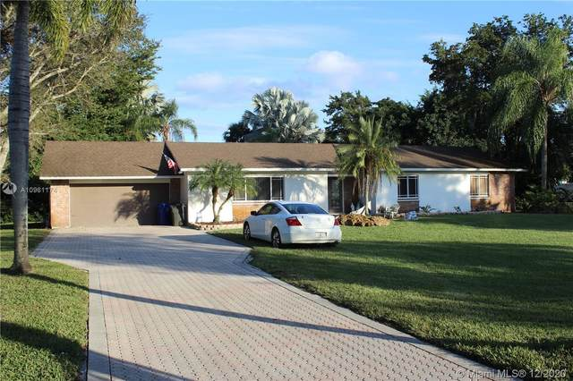 4910 SW 164th Ter, Southwest Ranches, FL 33331 (MLS #A10961174) :: The Teri Arbogast Team at Keller Williams Partners SW