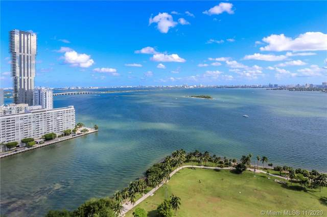 1900 N Bayshore Dr #2512, Miami, FL 33132 (MLS #A10961440) :: ONE Sotheby's International Realty