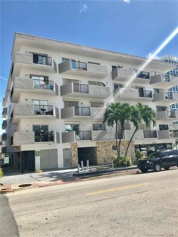 6965 Harding Ave #502, Miami Beach, FL 33141 (MLS #A10961625) :: The Teri Arbogast Team at Keller Williams Partners SW