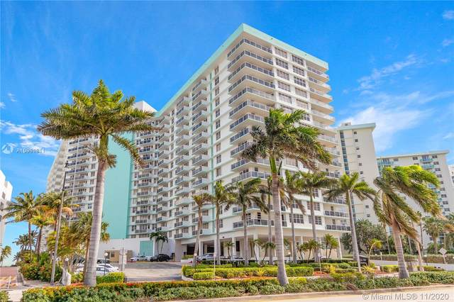 3725 S Ocean Dr #23, Hollywood, FL 33019 (MLS #A10961811) :: Berkshire Hathaway HomeServices EWM Realty
