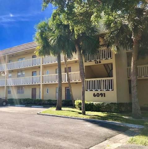 6091 NW 61ST AVE #210, Tamarac, FL 33319 (MLS #A10961868) :: Green Realty Properties