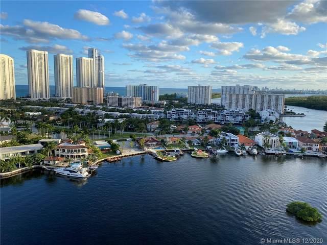 400 Sunny Isles Blvd #2005, Sunny Isles Beach, FL 33160 (MLS #A10961902) :: KBiscayne Realty