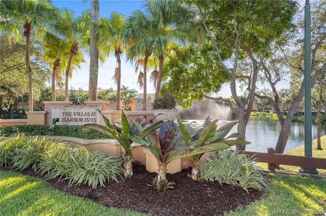 4905 Schooner Dr, Dania Beach, FL 33312 (MLS #A10961950) :: Team Citron