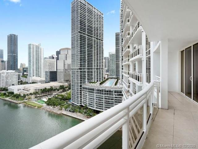 901 Brickell Key Blvd #2401, Miami, FL 33131 (MLS #A10962193) :: Patty Accorto Team