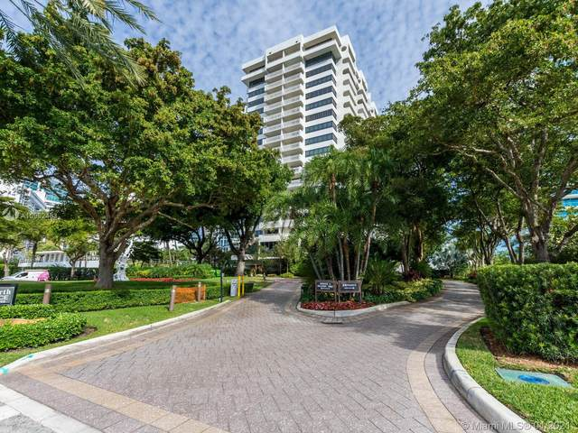 10205 Collins Ave P1, Bal Harbour, FL 33154 (MLS #A10962463) :: Green Realty Properties