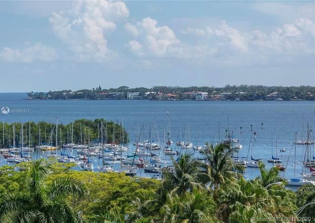 2675 S Bayshore Dr 402S, Miami, FL 33133 (MLS #A10962477) :: Berkshire Hathaway HomeServices EWM Realty