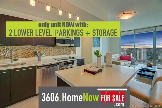 90 SW 3rd St #3606, Miami, FL 33130 (MLS #A10962527) :: Dalton Wade Real Estate Group