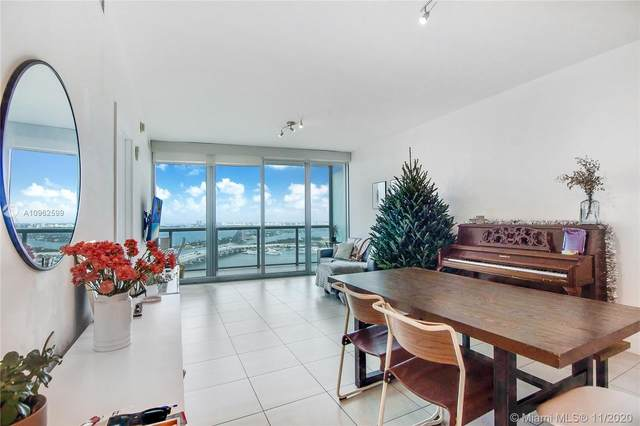 888 Biscayne Blvd #3810, Miami, FL 33132 (MLS #A10962599) :: Prestige Realty Group