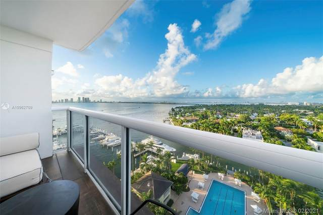 1900 Sunset Harbour #1501, Miami Beach, FL 33139 (MLS #A10962709) :: KBiscayne Realty