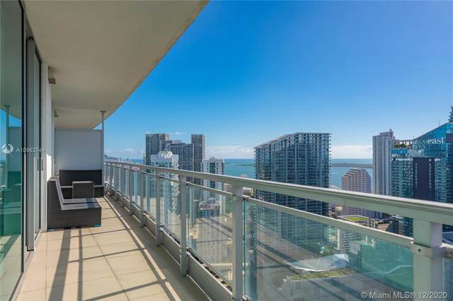 92 SW 3rd St #4704, Miami, FL 33130 (MLS #A10962744) :: ONE Sotheby's International Realty
