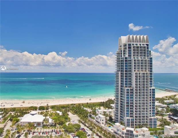 50 S Pointe Dr #1801, Miami Beach, FL 33139 (MLS #A10962812) :: Patty Accorto Team