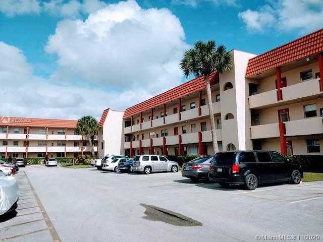 2871 E Sunrise Lakes Dr #306, Sunrise, FL 33322 (MLS #A10963020) :: GK Realty Group LLC