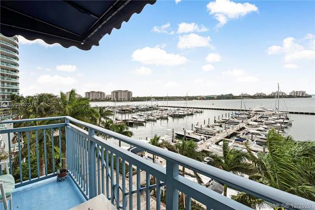 90 Alton Rd Fl-8, Miami Beach, FL 33139 (MLS #A10963223) :: The Riley Smith Group