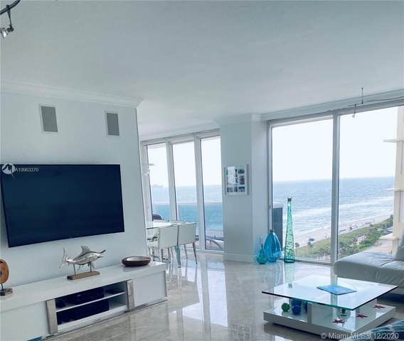 4775 Collins Ave #1503, Miami Beach, FL 33140 (MLS #A10963370) :: ONE Sotheby's International Realty