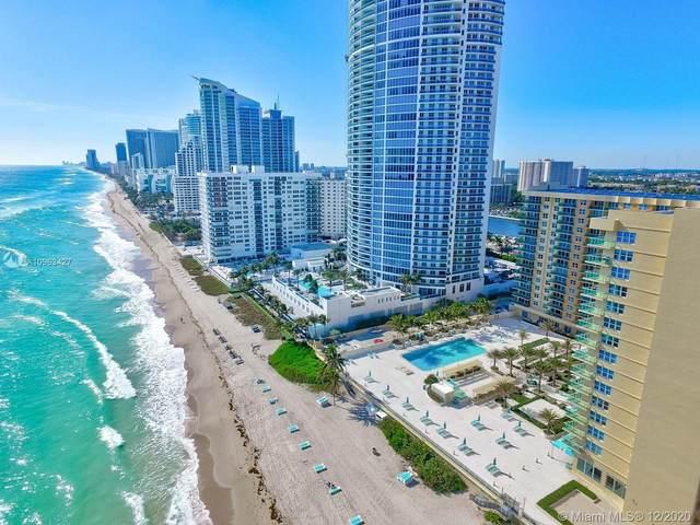 2501 S Ocean Dr #316, Hollywood, FL 33019 (MLS #A10963427) :: Albert Garcia Team