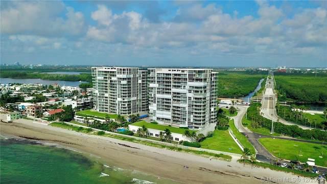 6001 N Ocean Dr #1707, Hollywood, FL 33019 (MLS #A10963603) :: Berkshire Hathaway HomeServices EWM Realty