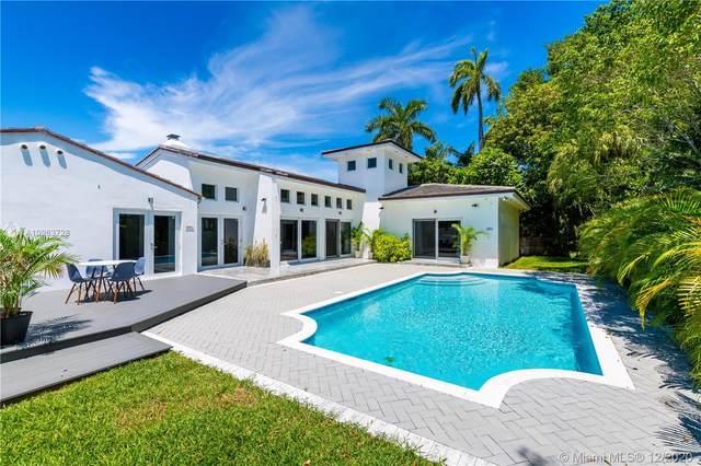 2633 Pine Tree Dr, Miami Beach, FL 33140 (MLS #A10963728) :: Albert Garcia Team