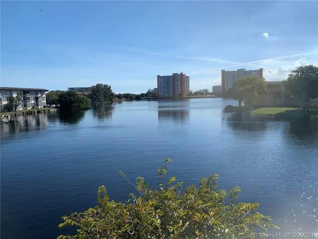 1350 NE 191st St B207, Miami, FL 33179 (MLS #A10963793) :: Jo-Ann Forster Team