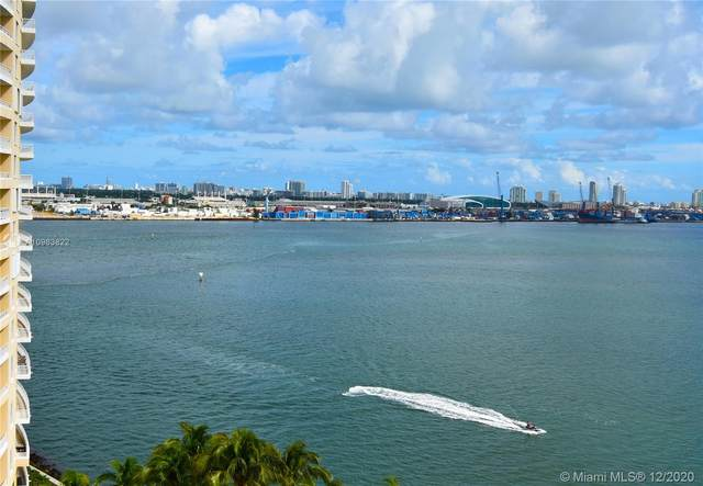 540 Brickell Key Dr #1422, Miami, FL 33131 (MLS #A10963822) :: Prestige Realty Group