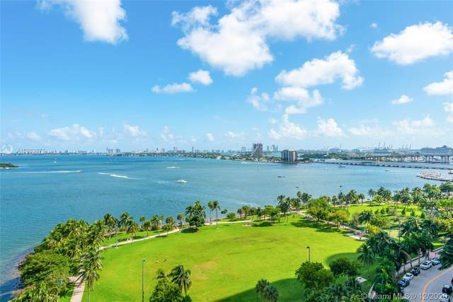 2000 N Bayshore Dr #1511, Miami, FL 33137 (MLS #A10963876) :: The Teri Arbogast Team at Keller Williams Partners SW
