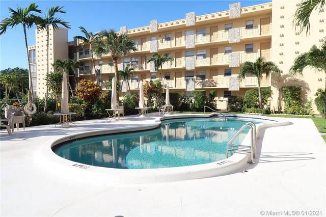 2145 Pierce St #308, Hollywood, FL 33020 (MLS #A10964100) :: Compass FL LLC