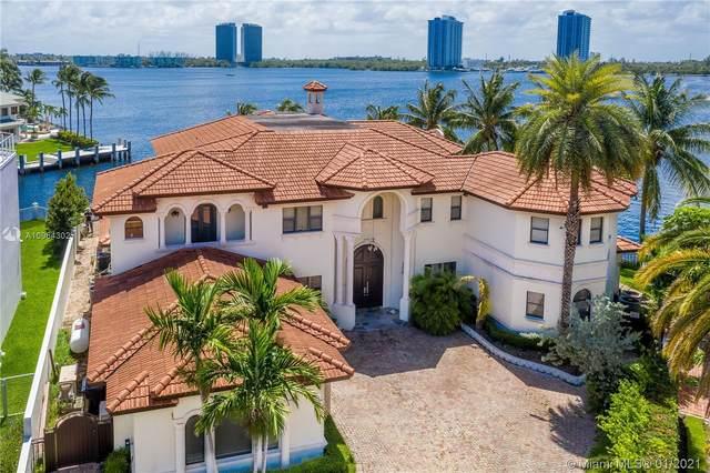 3300 NE 171st St, North Miami Beach, FL 33160 (MLS #A10964302) :: Berkshire Hathaway HomeServices EWM Realty
