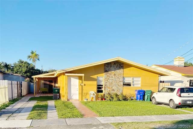 3637 SW 14th St, Miami, FL 33145 (MLS #A10964430) :: Castelli Real Estate Services