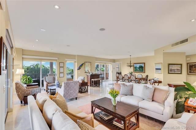 13633 Deering Bay Dr #235, Coral Gables, FL 33158 (MLS #A10964560) :: Green Realty Properties